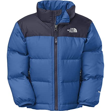 2f604f958c Image Unavailable. Image not available for. Color  The North Face Nuptse II  Down Jacket - Toddler ...