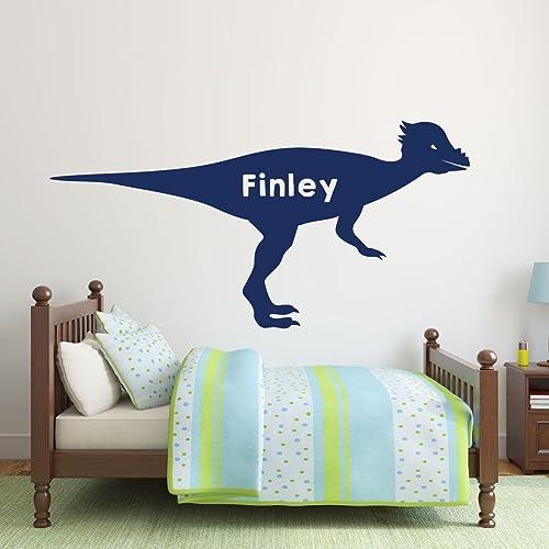 Amazon Com Dino Wall Art Pachycephalosaurus Dinosaur