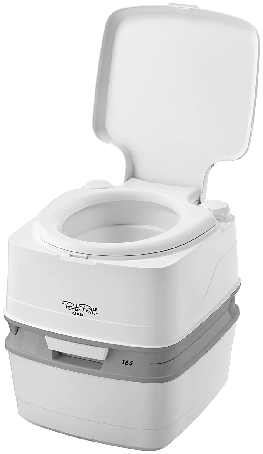 Thetford Porta Potti QUBE 165 WC Chimico portatile: Amazon.it ...