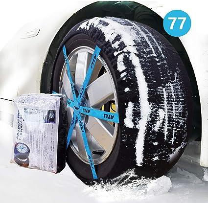 Cadenas para la nieve K/ÖNIG XB-16 220 2 piezas