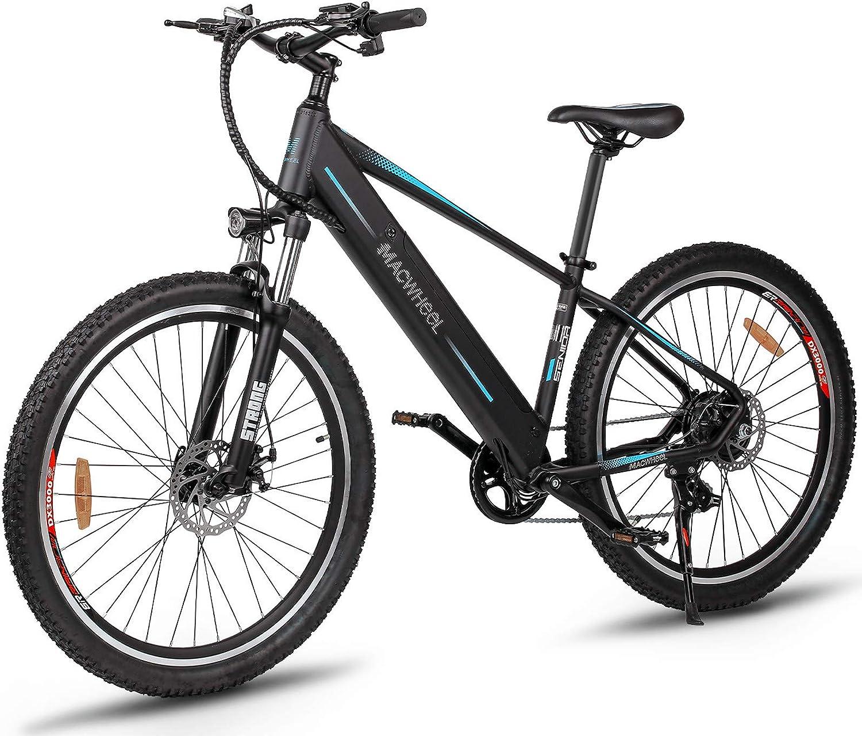 Macwheel hardtail electric bike