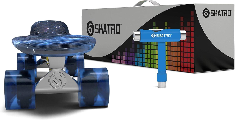 skatro - Mini Cruiser Skateboard - 3