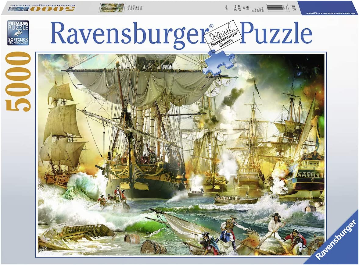 First Rate 2000 Piece Jigsaw Puzzle