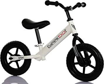 GEEKBOT draisiana - Bicicleta Infantil sin Pedales - Sillín Regulable ...
