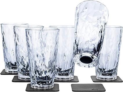 silwy einfach anziehend. Vasos antideslizantes para camping, barcos y yates (0,3 L)