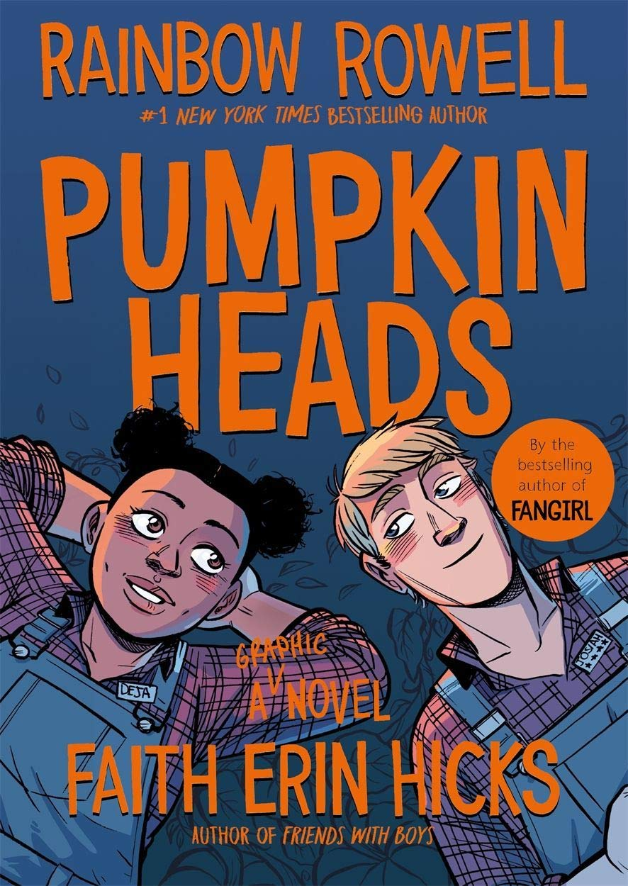 Pumpkinheads: Amazon.co.uk: Rowell, Rainbow, Hicks, Faith Erin: Books