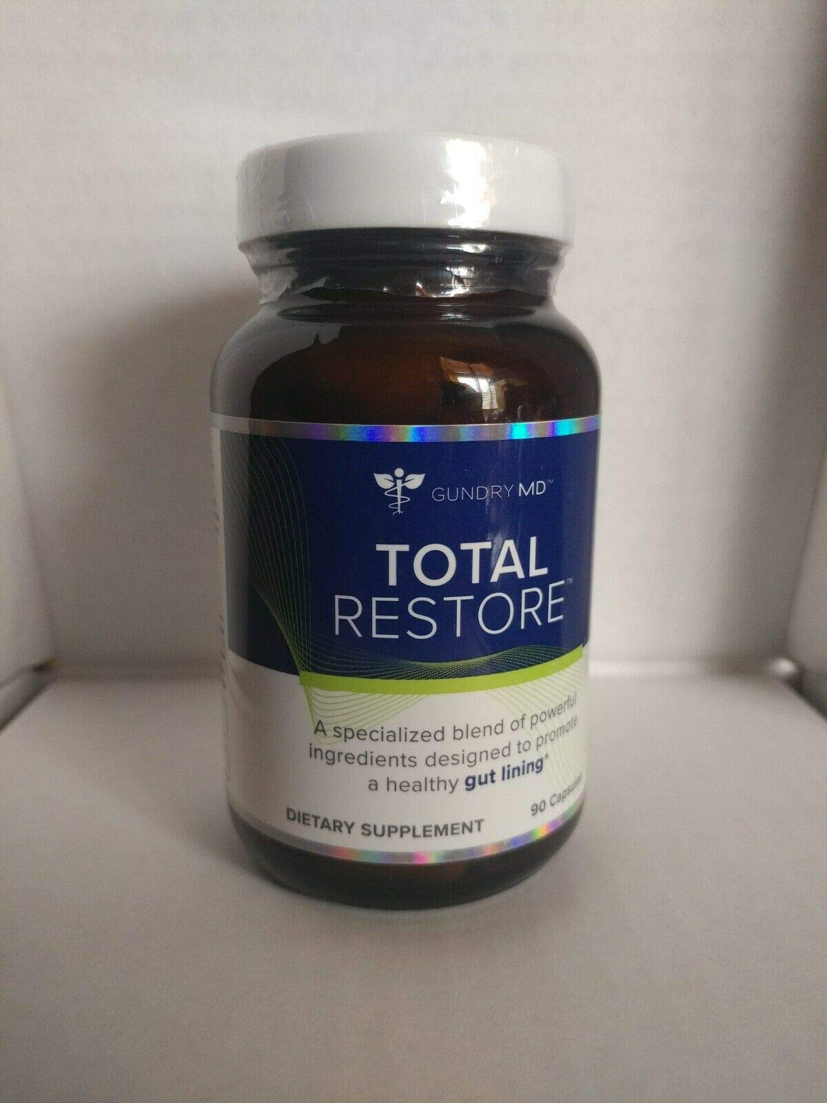 Gundry MD Total Restore Gut Lining Support Blend 90 Capsules by Besmon
