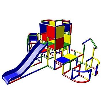 Moveandstic ndstic 602905 - Gran Parte Torre Amelie Barco con tobogán y Plataforma Perspectiva: Amazon.es: Juguetes y juegos