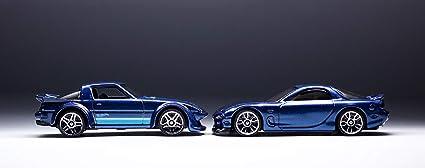 Mazda Rx7 2017 >> Hot Wheels Mazda Rx 7 Bundle 2017 Hot Wheels 95 Mazda Rx 7 336 365 Then And Now Mazda Rx 7