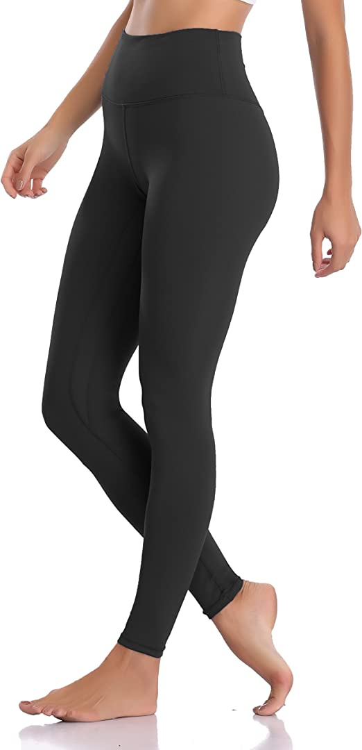 I am a Lucky Daughter I have a crazy mom High Waist Leggings Gifts for daughter Yoga Legging Women/'s Ultra Butter Soft Leggings