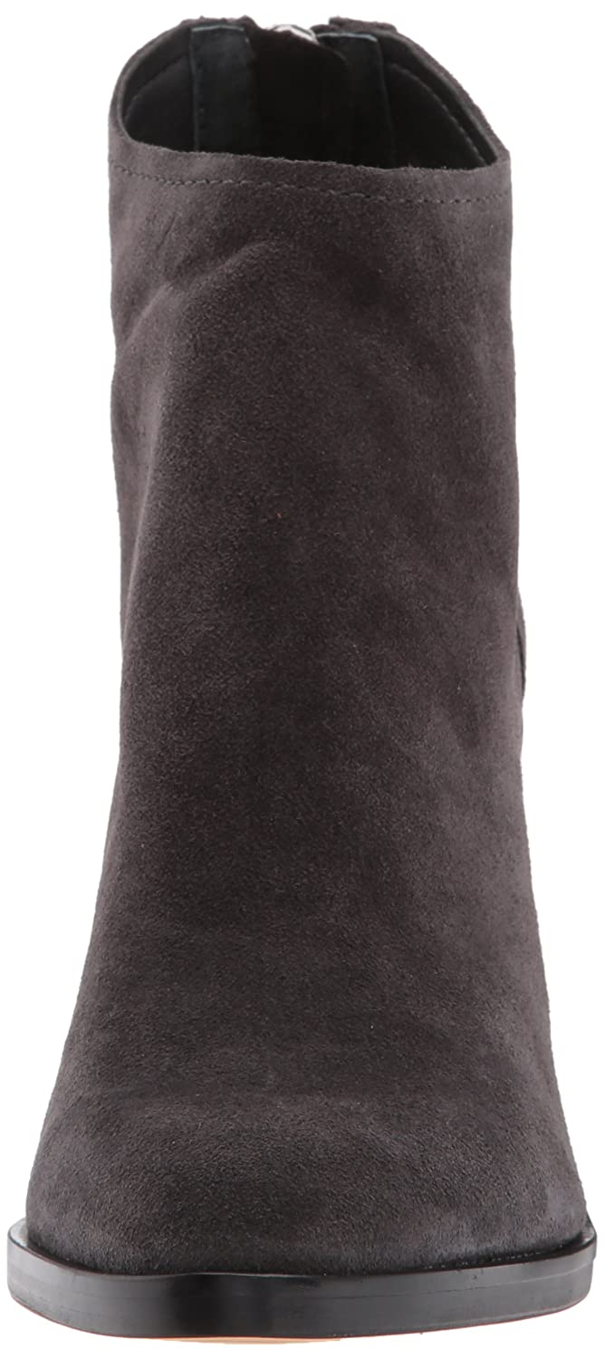 Dolce Vita Women's Stevie Ankle Boot B0758FB2T3 7 B(M) US|Anthracite Suede