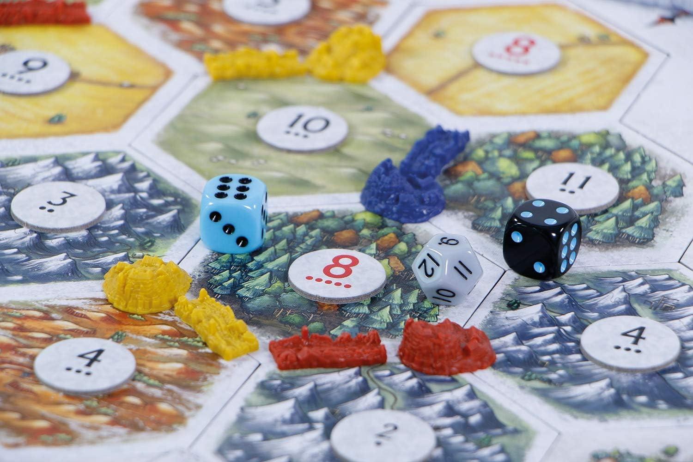 999Games A Game of Thrones: Catan - Bordspel - 12+: Amazon.es: Juguetes y juegos