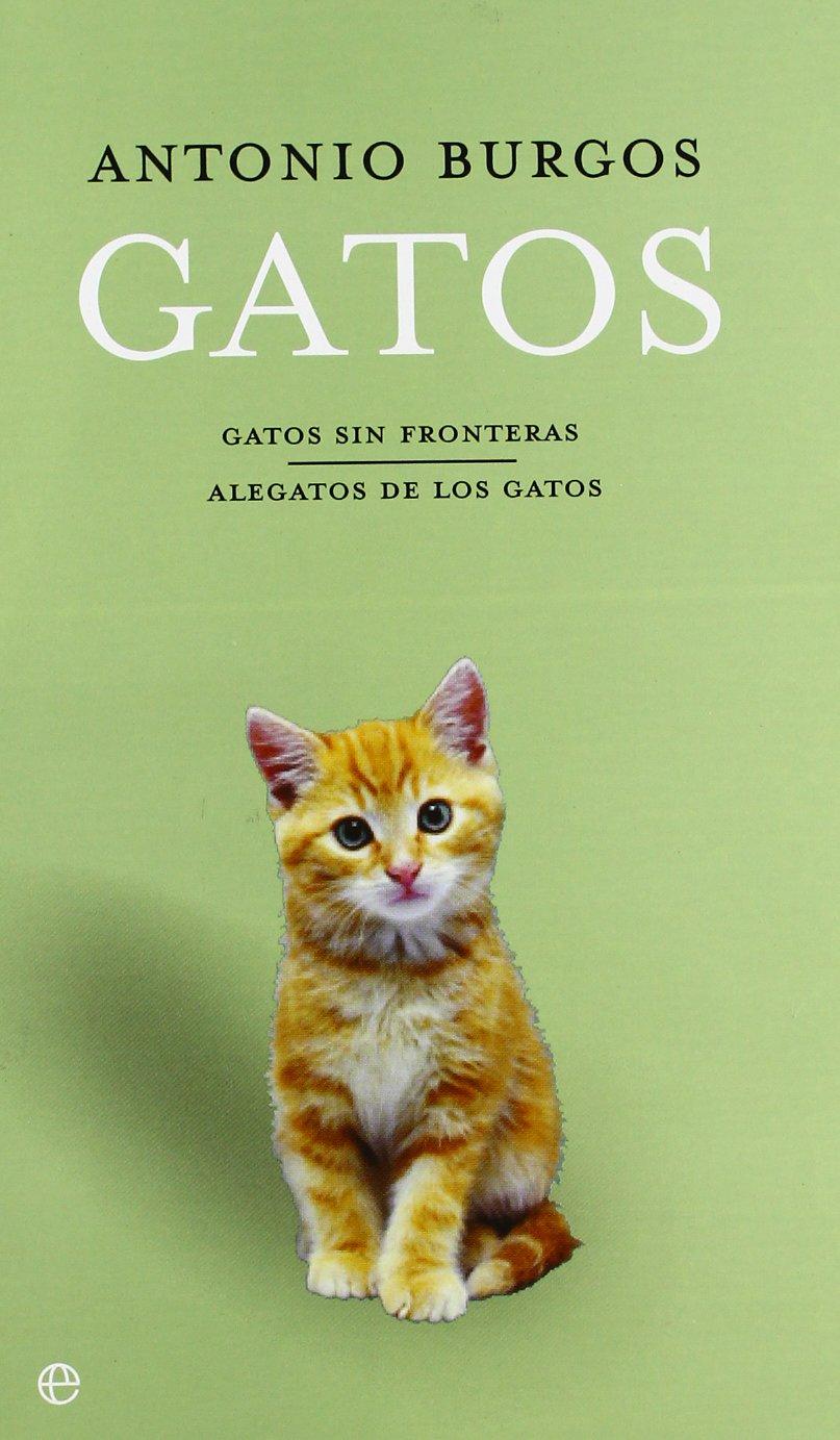 Pack gatos sin fronteras / alegatos de los gatos: Amazon.es: Burgos, Antonio: Libros