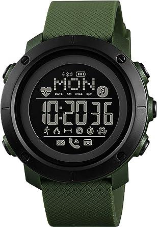 Reloj - SKMEI - Para - Lemaiskm1512 GREEN: Amazon.es: Relojes