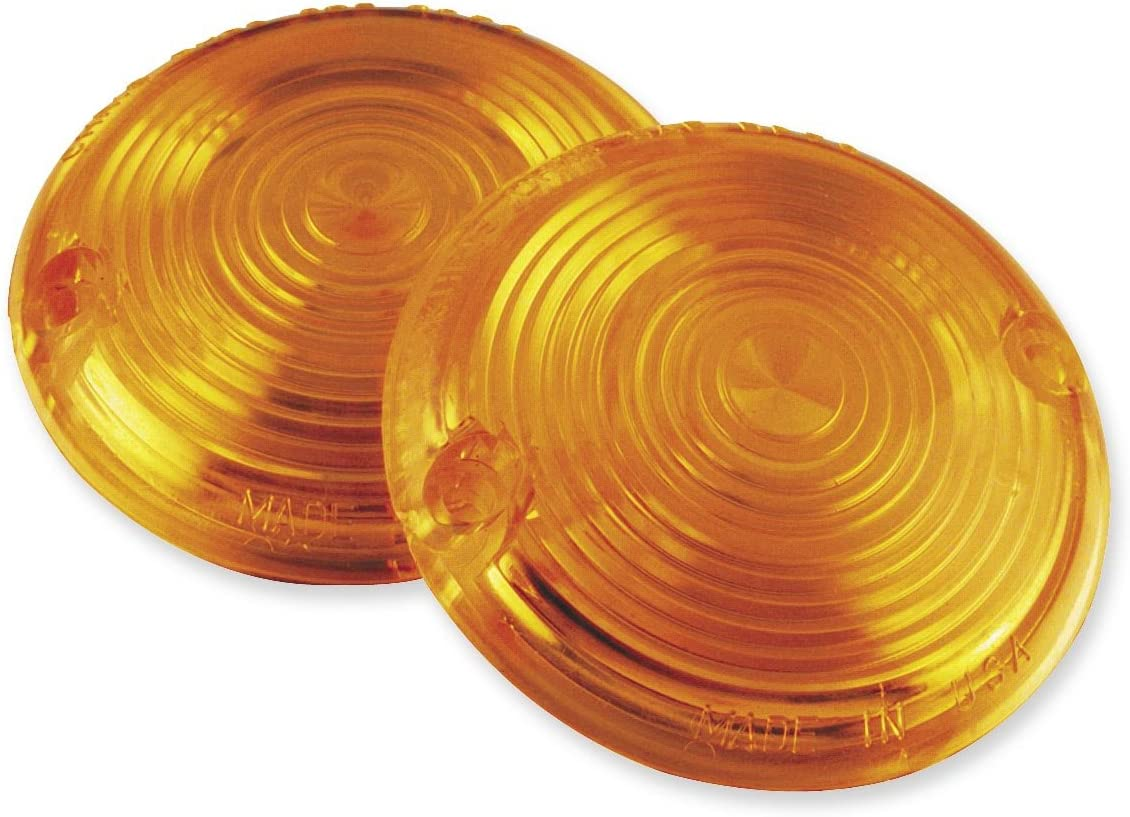 Chris Products Turn Signal Lens Amber DHD3A