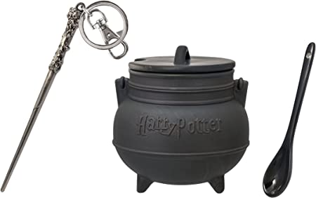 mozlly Value Pack – Negro de Harry Potter caldero de cerámica taza ...