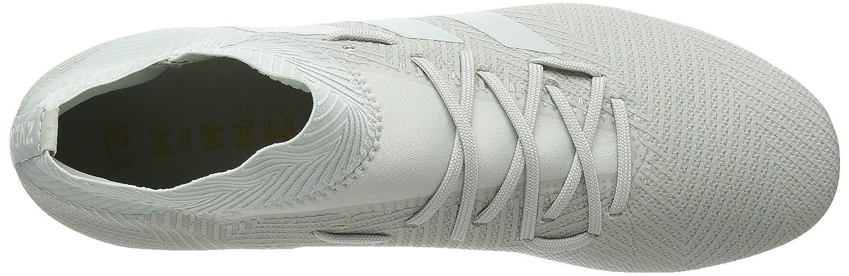 Adidas Herren Nemeziz 18.3 Fg Fußballschuhe grau mat Weiß, Weiß, Weiß, Eu B07D9XCJQW Fuballschuhe Leidenschaftliches Leben e0165d