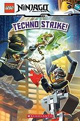 LEGO® Ninjago Reader #9: Techno Strike! Paperback