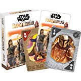 AQUARIUS Star Wars Playing Cards - The Mandalorian Themed Deck of Cards for Your Favorite Card Games - Officially…
