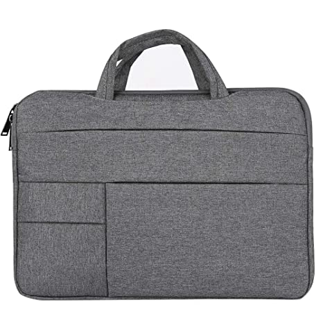 Amazon.com: VG Bags Ultra-Slim Grey 14-inch Laptop Sleeve ...