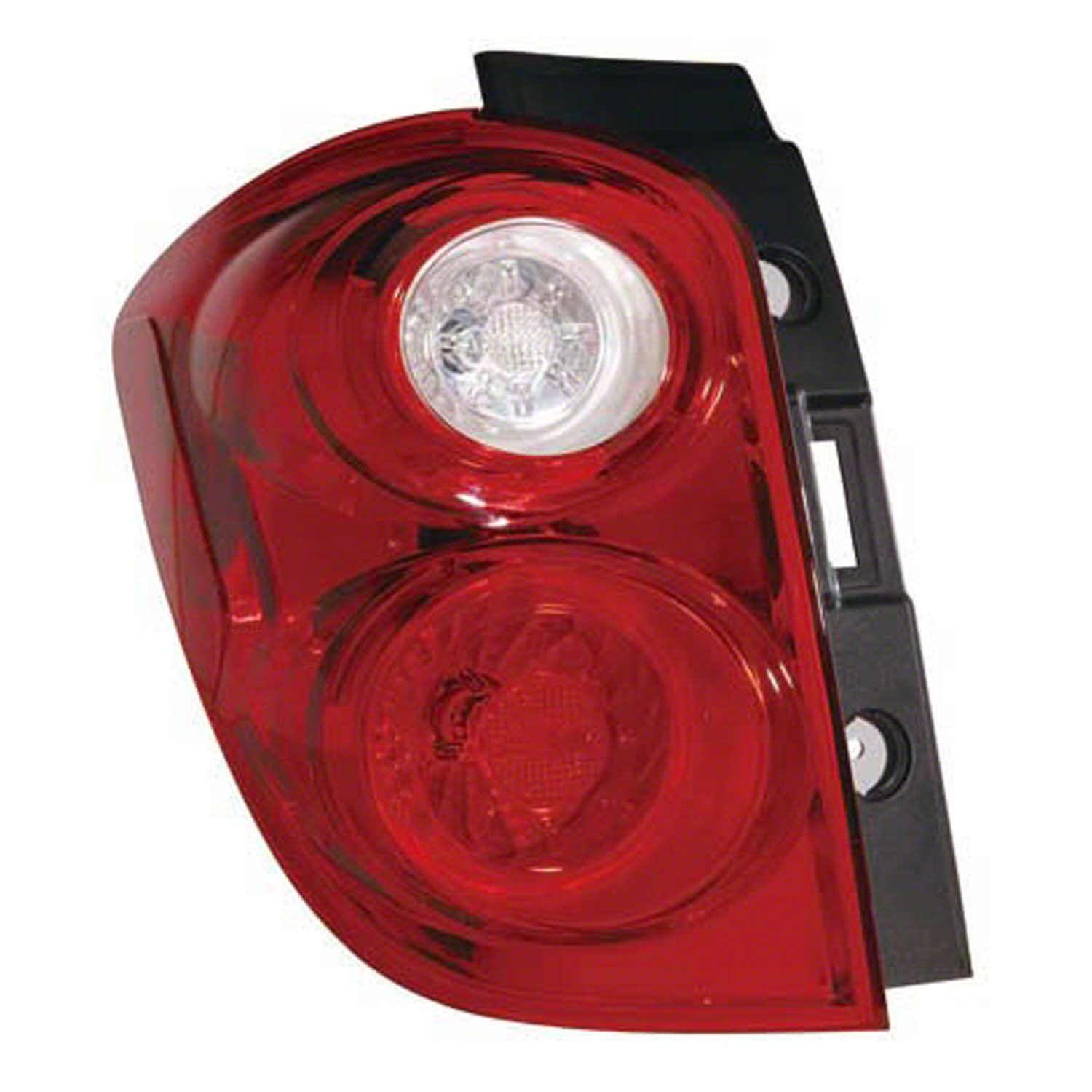 PartsChannel GM2800242OE OE Replacement Tail Light Assembly CHEVROLET EQUINOX