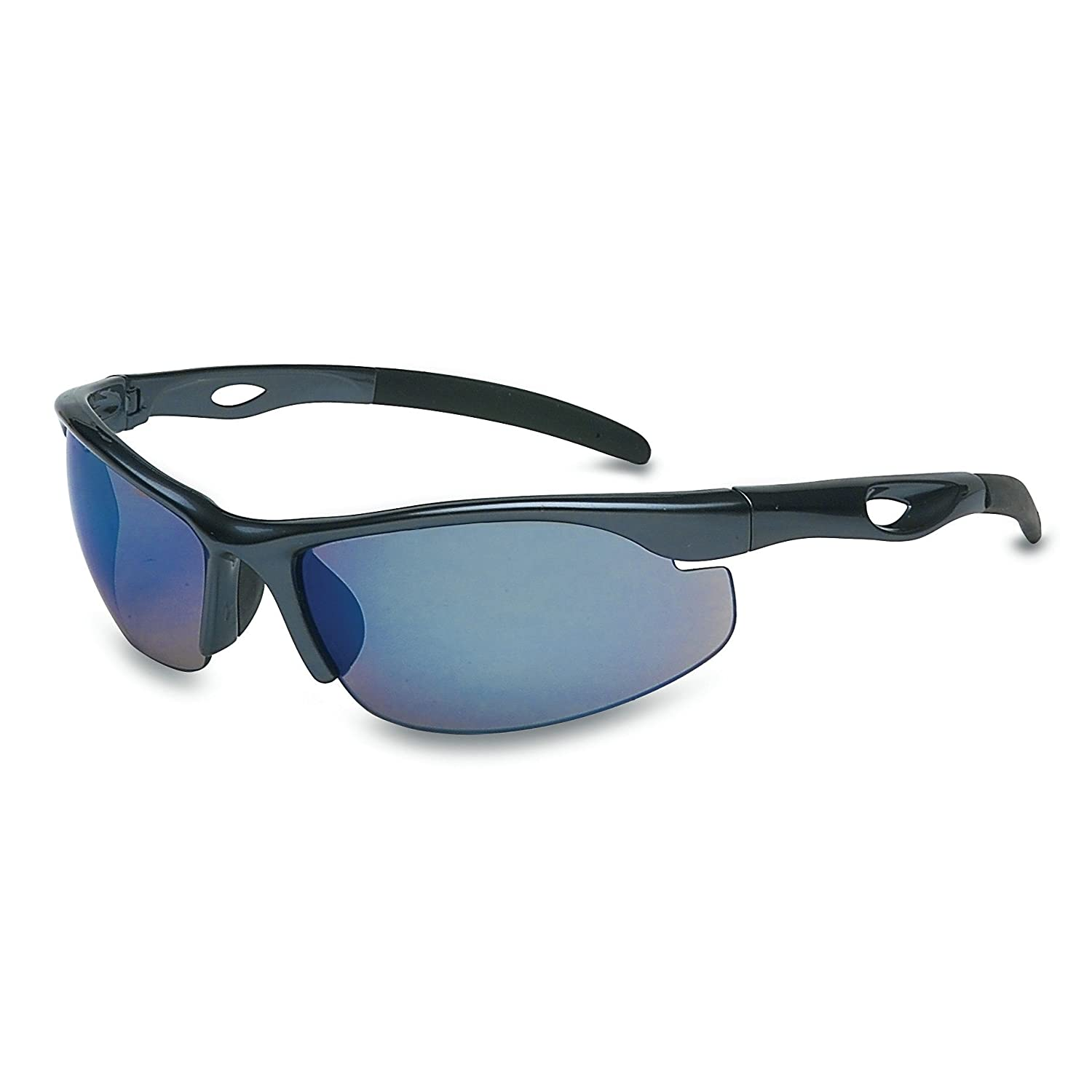 Ice Blue Galeton 9200344 Cyclone Contemporary Scratch and Impact Resistant Lenses Safety Glasses