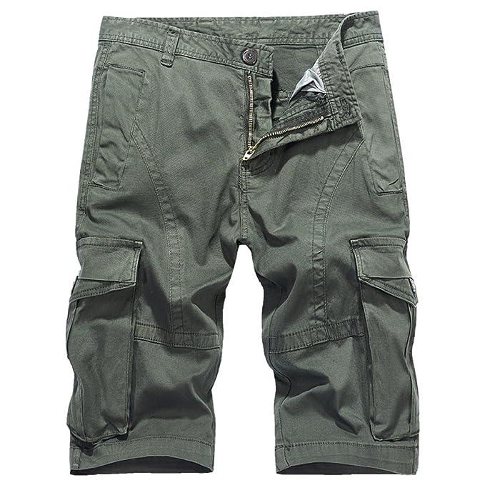 b2c16953406b Para Hombre Pantalones Cortos Verano Pantalones Cortos De Montaña ...