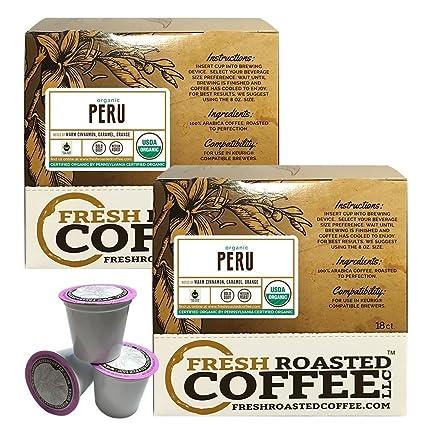 Cápsulas de café K-cups de una soolo uso para ...