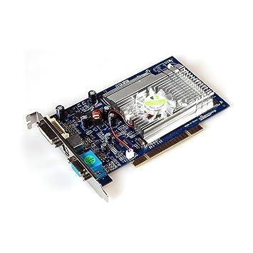 Nvidia Geforce FX 5500 - Tarjeta gráfica, PCI, 128 MB de ...