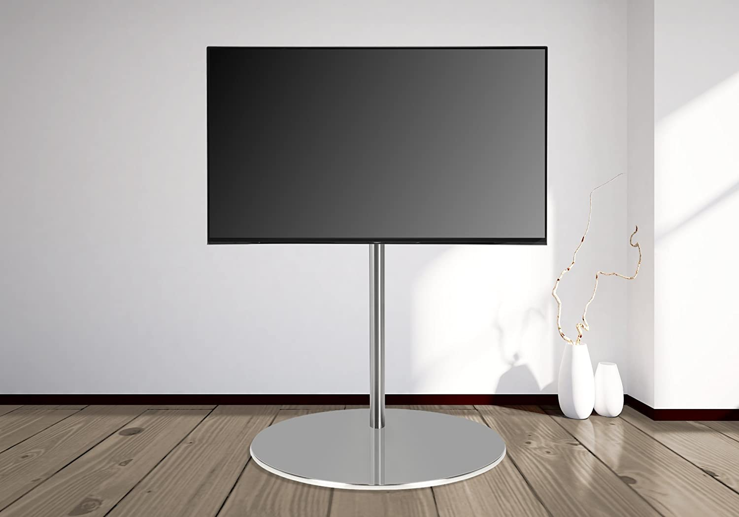 DESIGN TV STÄNDER by Cavus - Ø 70x45cm: Amazon.de: Elektronik