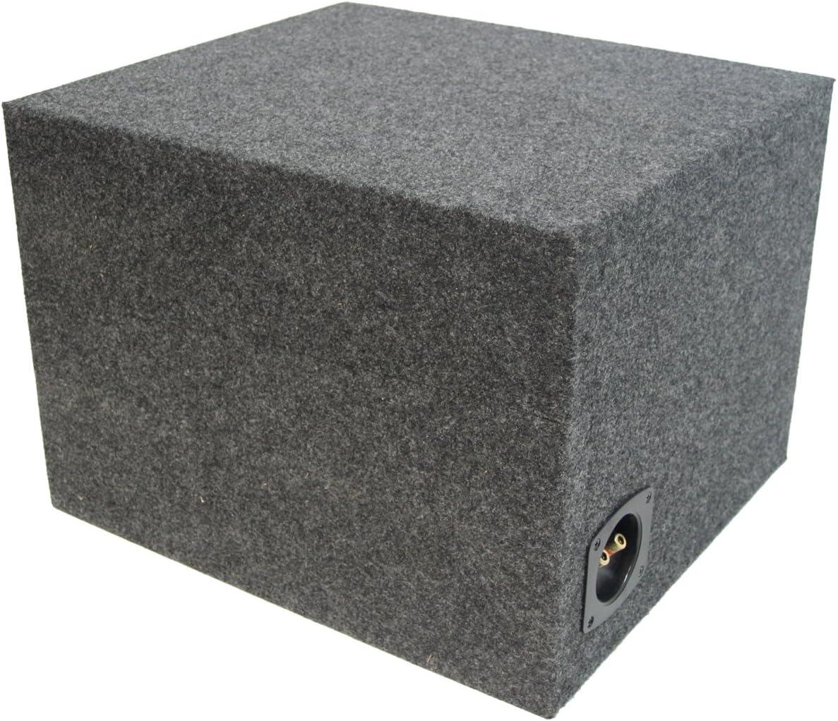 Renewed Kicker 44L7S102 Car Audio Solo-Baric 10 Subwoofer Square L7 Dual 2 Ohm Sub