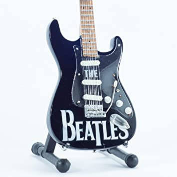 Mini guitarra de colección - Replica mini guitar - The Beatles - Tribute - TOP SELLER