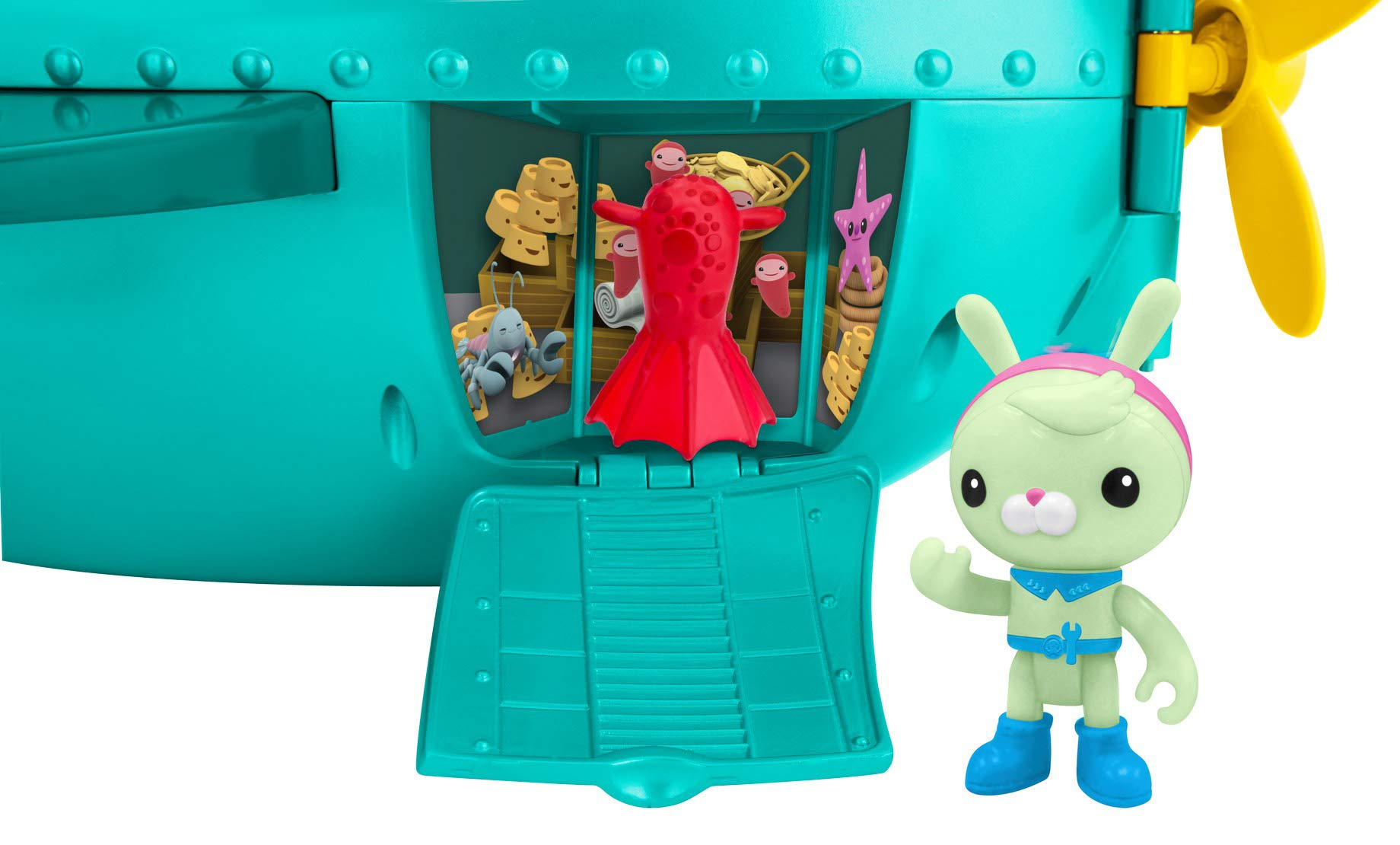 Fisher-Price Octonauts Gup-A Megapack [Amazon Exclusive] by Fisher-Price (Image #3)