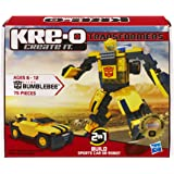 KRE-O TORANSFORMERS BUMBLEBEE / Cleo Transformers Bumblebee (japan import) by TOMY