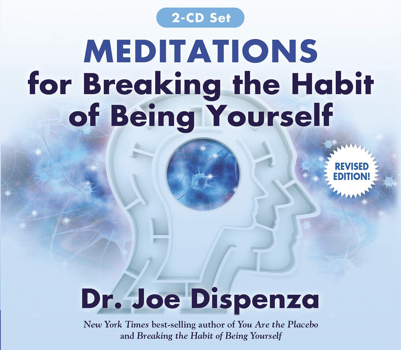 amazon meditations for breaking the habit of being yourself