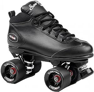 Sure-Grip Cyclone Roller Skate Black