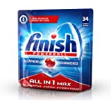 Finish All in 1 Max Powerball, 34 Tablets