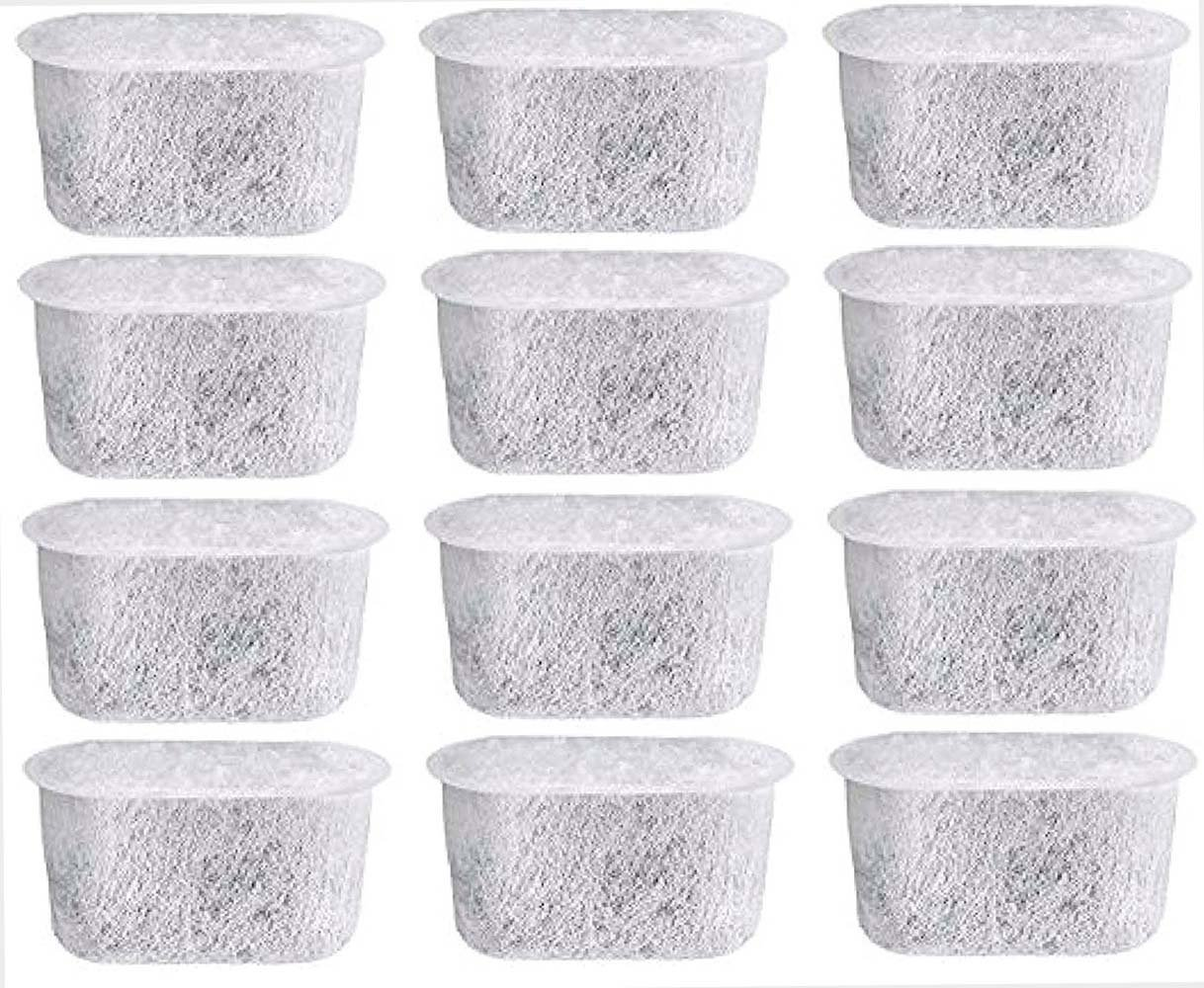 big_store Charcoal Water Filter DCCF-12 Replacement for Cuisinart Coffee Makers 12 Pack Specifically Designed all Cuisinart Coffeemakers that Require Water Filters Interfere Taste Quality & ebook by