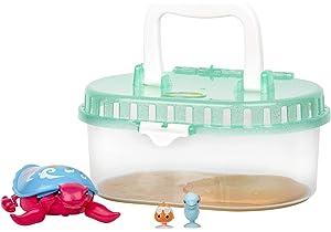 Little Live Pets Tortuga Molona con tanque, Serie 6, para niños y niñas a