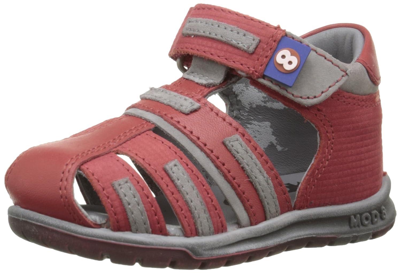 Mod8 Ivan, Chaussures Bébé marche bébé garçon, Bleu, 21 EU