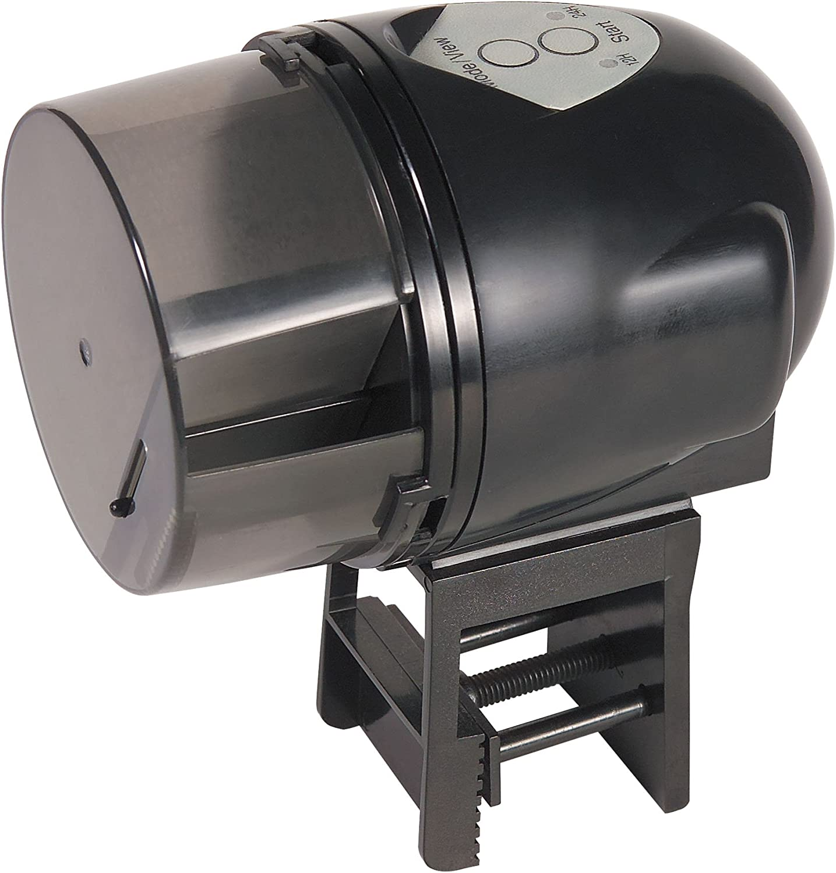 CNZ Aquarium Automatic Fish Feeder Auto Food Timer Feeder Adjustable Dispenser
