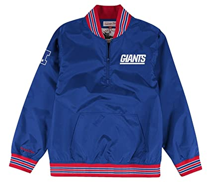 Image Unavailable. Image not available for. Color  New York Giants Mitchell    Ness NFL ... 84d0ca08a