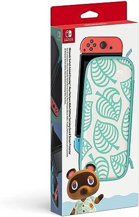 Amazon Com Animal Crossing New Horizons Aloha Edition Carrying