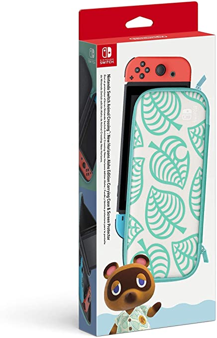Amazon Com Animal Crossing New Horizons Aloha Edition Carrying