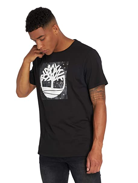 Timberland Men's Kbc Ssnl T Shirt: Amazon.co.uk: Clothing