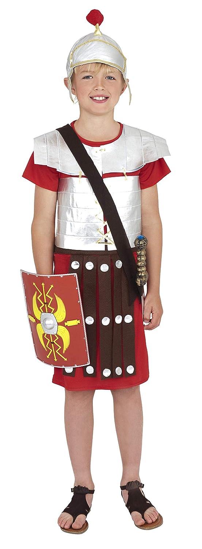 Smiffys - Disfraz de soldado romano para niño, talla M (7-9 ...