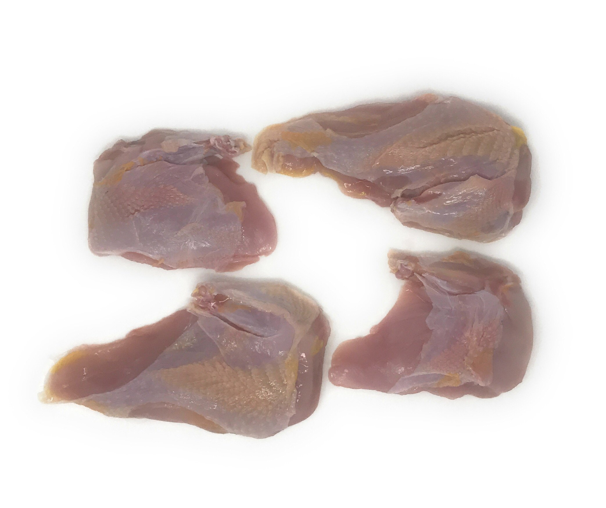 Pheasant Breast,Split, Airline 6-8 Oz. / 8 Peices /4 per tray by TenderBison