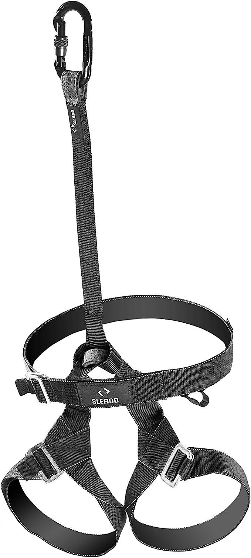 Zip Line Gear Kit de Tirolesa LX SLEADD de 250 pies, instalación ...