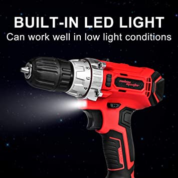 SALEM MASTER Cordless drill driver Power Drills product image 4