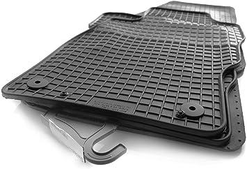 Kh Teile Corsa E Gummimatten Original Qualität Gummi Fußmatten 4 Teilig Schwarz Auto